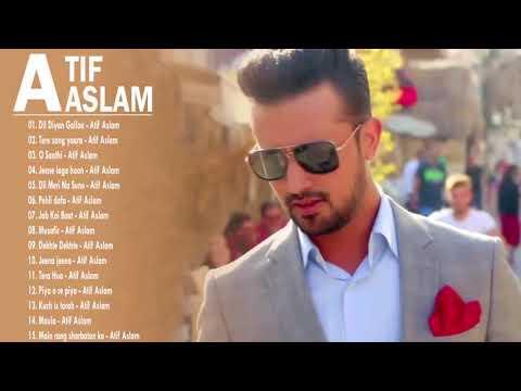 आतिफ असलम के टॉप 16 गाने | बेस्ट ऑफ आतिफ असलम लेटेस्ट बॉलीवुड हिंदी गाने | ज्यूकबॉक्स  20 18