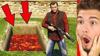 heute GEWINNEN wir GTA 5 HUNGER GAMES !