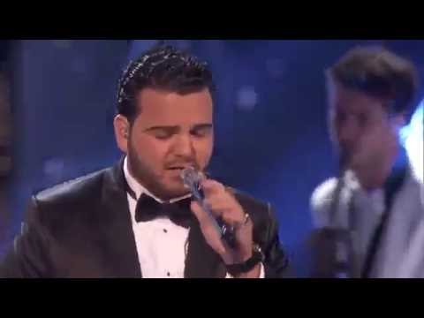 Sal Valentinetti  Singer Performs Cool 'Mack The Knife' Cover   America's Got Talent 2016