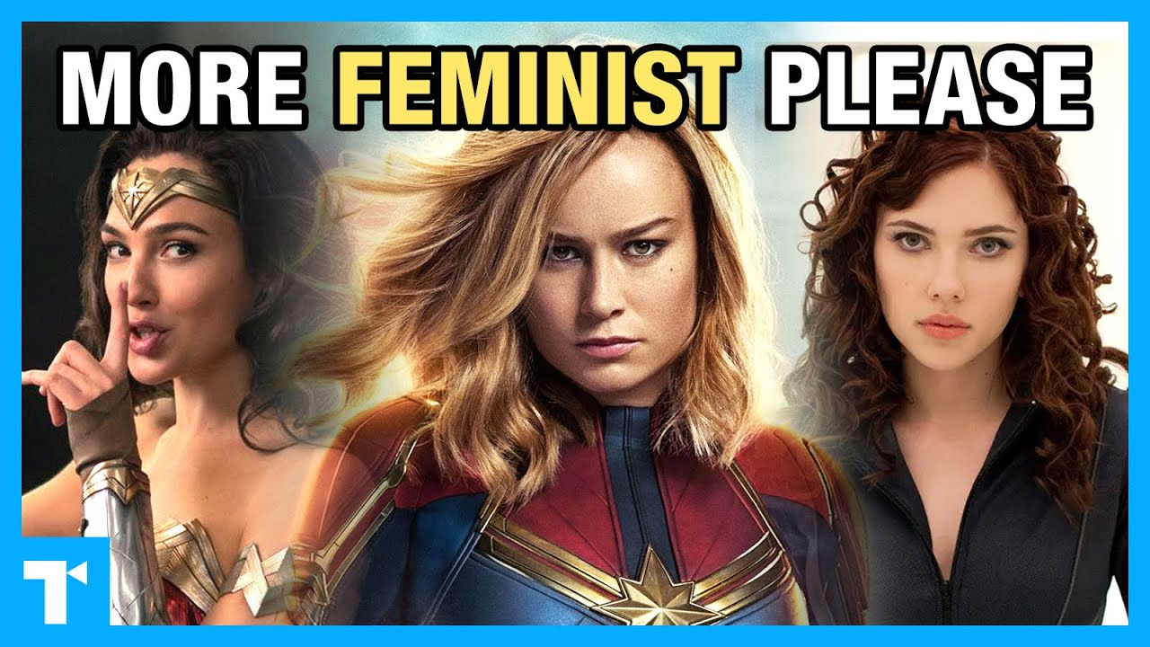 Download Why Superheroine Movies Don't Empower Us All