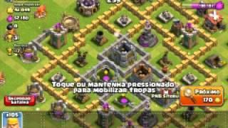 Clash of Clans:Fabrica de feitiços & troféus