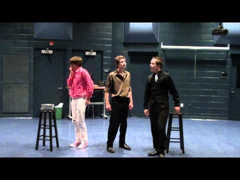 Twilight Trio - Mackinac Forensics Tournament