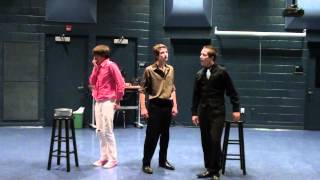 Twilight (Trio) - Mackinac Forensics Tournament 2012