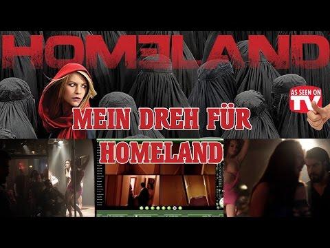 Aische Pervers goes Hollywood   Mein Dreh für HOMELAND