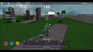 play As Alligaterror | ROBLOX AOK