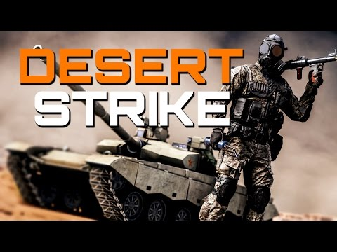 Battlefield 4: Desert Strike - Gulf of Oman Conquest Live | TheBrokenMachine Gaming