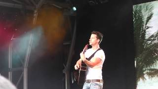 "Sir Tim Rice - Robert Lonsdale on stage ""from  here to eternity""  - WestEnd live 2013"