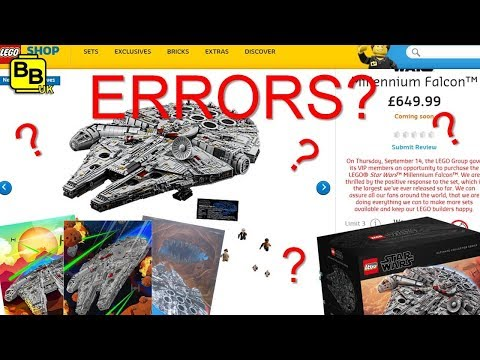 LEGO FORCE FRIDAY 2 ERROR FIASCO UPDATE!