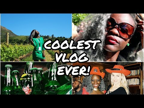 HEINEKEN Surprise Party #OpenYourCity | CANON Red Bus Photo Tour | South African Youtuber | VLOG |