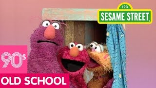 Sesame Street: Elmo & Zoe Show Full and Empty | #ThrowbackThursday
