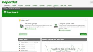 PaperCut - User ID Auto Generation Feature