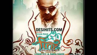 Sean Paul feat Baba Khan & Lomaticc, Sunny Brown-So Fine .flv