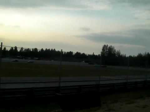 north pole speedway race alaska