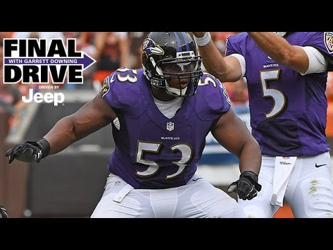 What To Make Of Ravens' Offensive Line Status | Final Drive | Baltimore Ravens