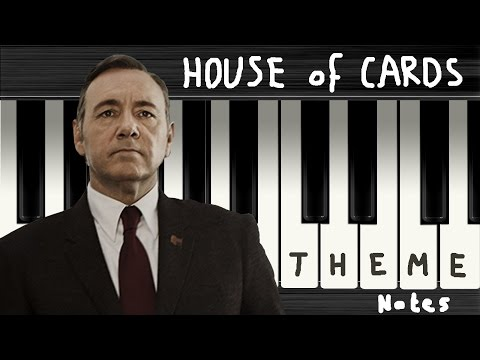 House Of Cards Theme [Full Version] - Piano Sheet Music | Chords