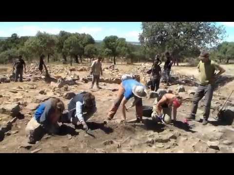 VIII Campaña de excavaciones en el poblado de El Castillón (Santa Eulalia de Tábara, Zamora)2015