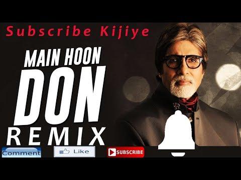 Main Hoon Don Hard Jbl Blast Mix | Play Gana