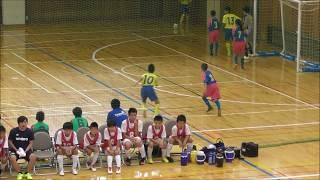 2018 バーモントカップ鳥取県大会 予選リーグ セリオvs 津ノ井戦