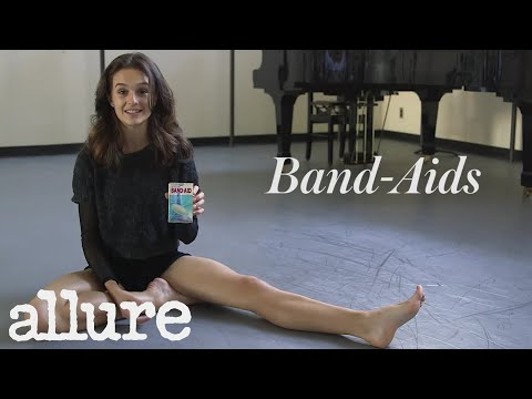Ballerina Lauren Lovette Shares Her Ultimate Footcare Routine | Allure