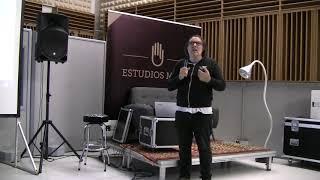 """Gambar cover MASTERCLASS """"Planteando una grabación con Paco Loco"""" (21/02/2019)"""