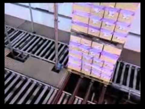 Caso práctico de almacén automático de Dulcesol.