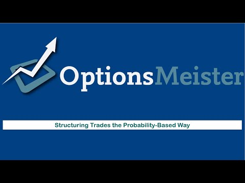 Structuring Trades - The Probability-Based Way