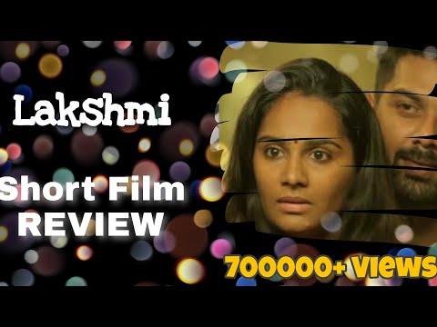 Lakshmi - Short Film Review | Sarjun KM | Sundaramurthy KS | Lakshmi Priyaa Chandramouli, Nandan