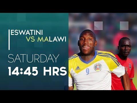 Sihlangu Vs Malawi || 2019 CHAN Qualifier Match