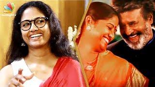 ரஜினிக்கு அம்மாவா !! Nooo ❌ : Easwari Rao Interview on Kaala Making | Rajinikanth, Pa Ranjith