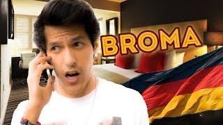 BROMA TELEFONICA EN ALEMAN  | LOS POLINESIOS VLOGS
