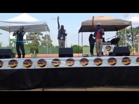 FOXIE 105 SPRING BREAK CONCERT 2012-LISSEN PERFORMING LIVE
