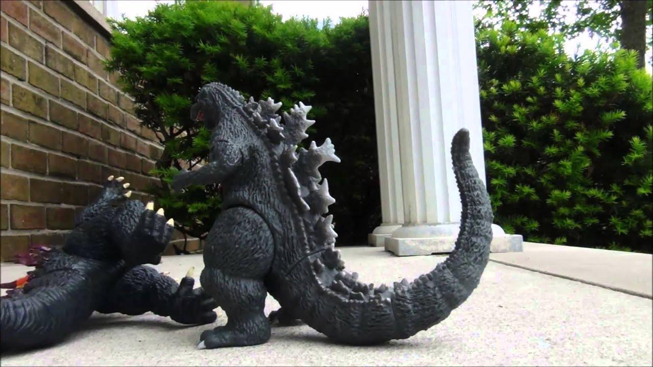 Godzilla 1998 Vs Godzilla 2000   www.imgkid.com - The ...