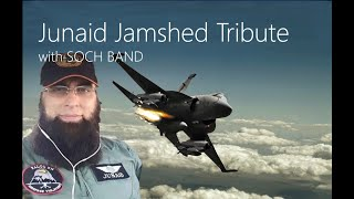 Pakistan Airforce Song | Tribute by Junaid Jamshed and SOCH Band