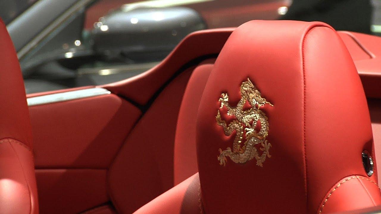 Ferrari Car Seat Covers