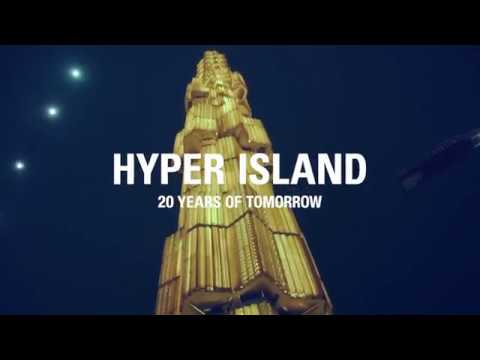 Hyper Island, 20 Years of Tomorrow