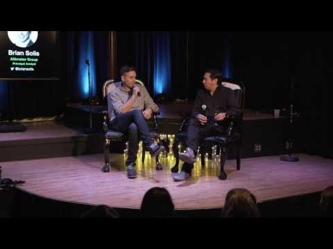 Startups: Disrupt Yourself To Disrupt The Industry - Interview with Brian Solis at SXSW