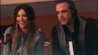 Entrevista con el elenco de Jugar con Fuego - Gaby Espino