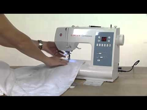 Singer 40 Sewing Machine YouTube Simple Singer Sewing Machine Confidence