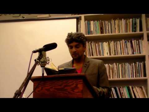 Kazim Ali » The Poetry Center