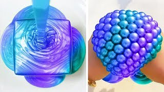 The Most Satisfying Slime ASMR Videos | Relaxing Oddly Satisfying Slime 2019 | 476