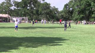 GSA Force 99B White v Houston Express 99B Navy