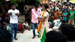 Telugu drama Priyaragale song in Choutapally