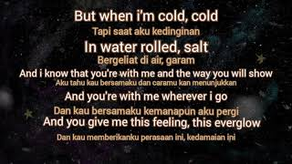 Coldplay - Everglow (single version) ll lirik dan terjemah