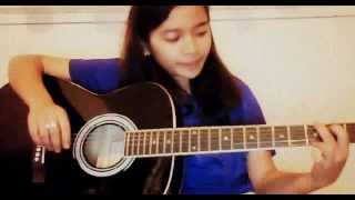Perfect Two - in guitar ( cover) Monica Laire Pidoy