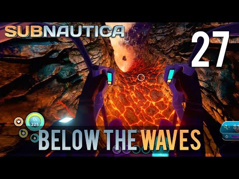 [27] Below the Waves (Let's Play Subnautica w/ GaLm)