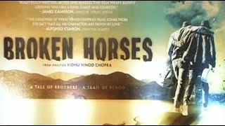 'Broken Horses' (2015) Movie Trailer - Out | Amitabh Bachchan | Aamir Khan | Wach Online Video!