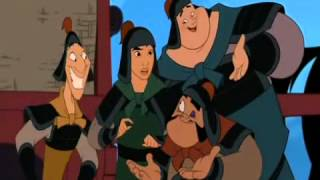 Mulan - A Girl Worth Fighting For - YouTube2