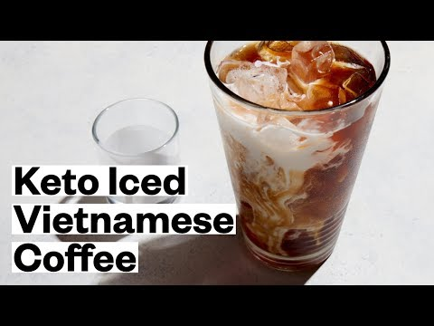 KETO Vietnamese Iced Coffee | Thrive Market
