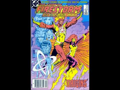 Second Gerry Conway interview about Firestorm, Superman, Justice League