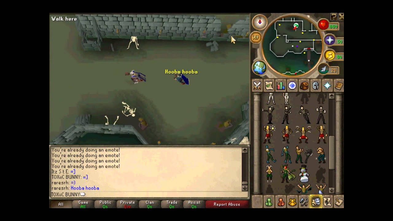 Runescape Slayer Year Of Clean Water